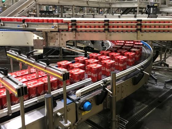 Progetto KeelClip per Coca Cola HBC: modificare la produzione per essere più green